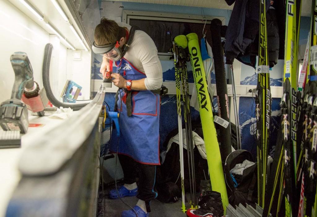 Vallning Tour de Ski 2014